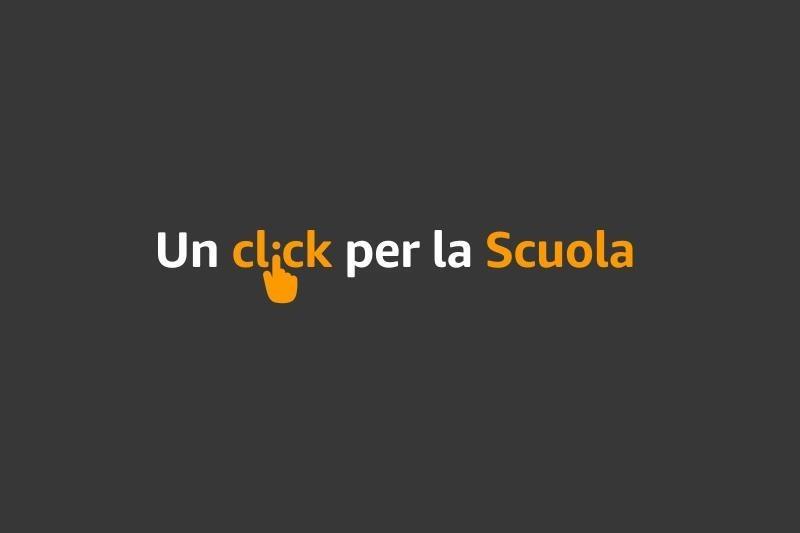 UN CLICK PER LA … SCUOLA STABIAE CON  AMAZON!
