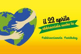 EARTH DAY 2020: UN ABBRACCIO CON LA TERRA IN PRIMA E!