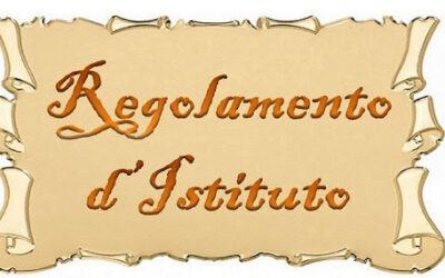 REGOLAMENTO DI ISTITUTO STABIAE A.S. 2020/21